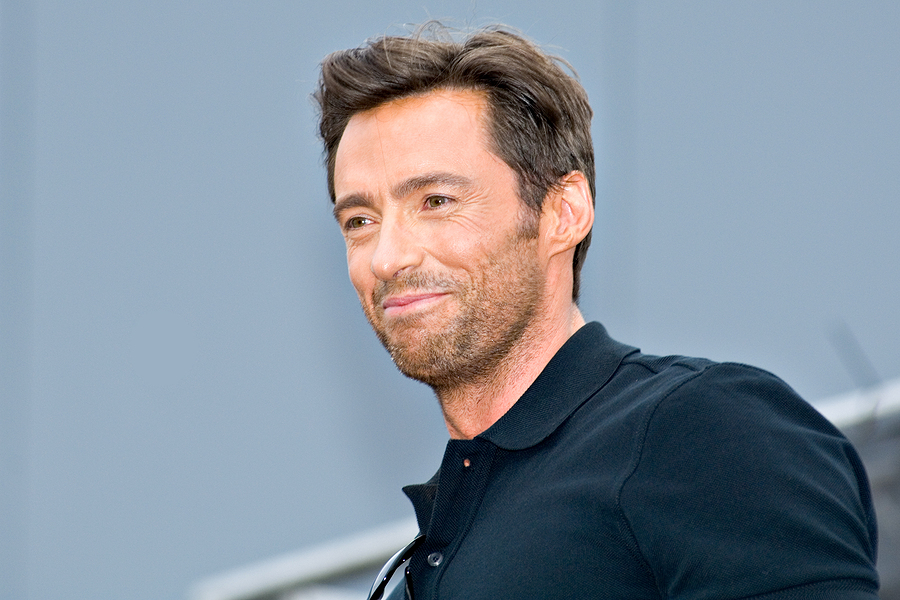 The philanthropic work of Hugh Jackman