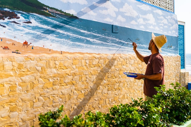 Make a Splash With Your Business! Here's What to Expect with a Mural Painter